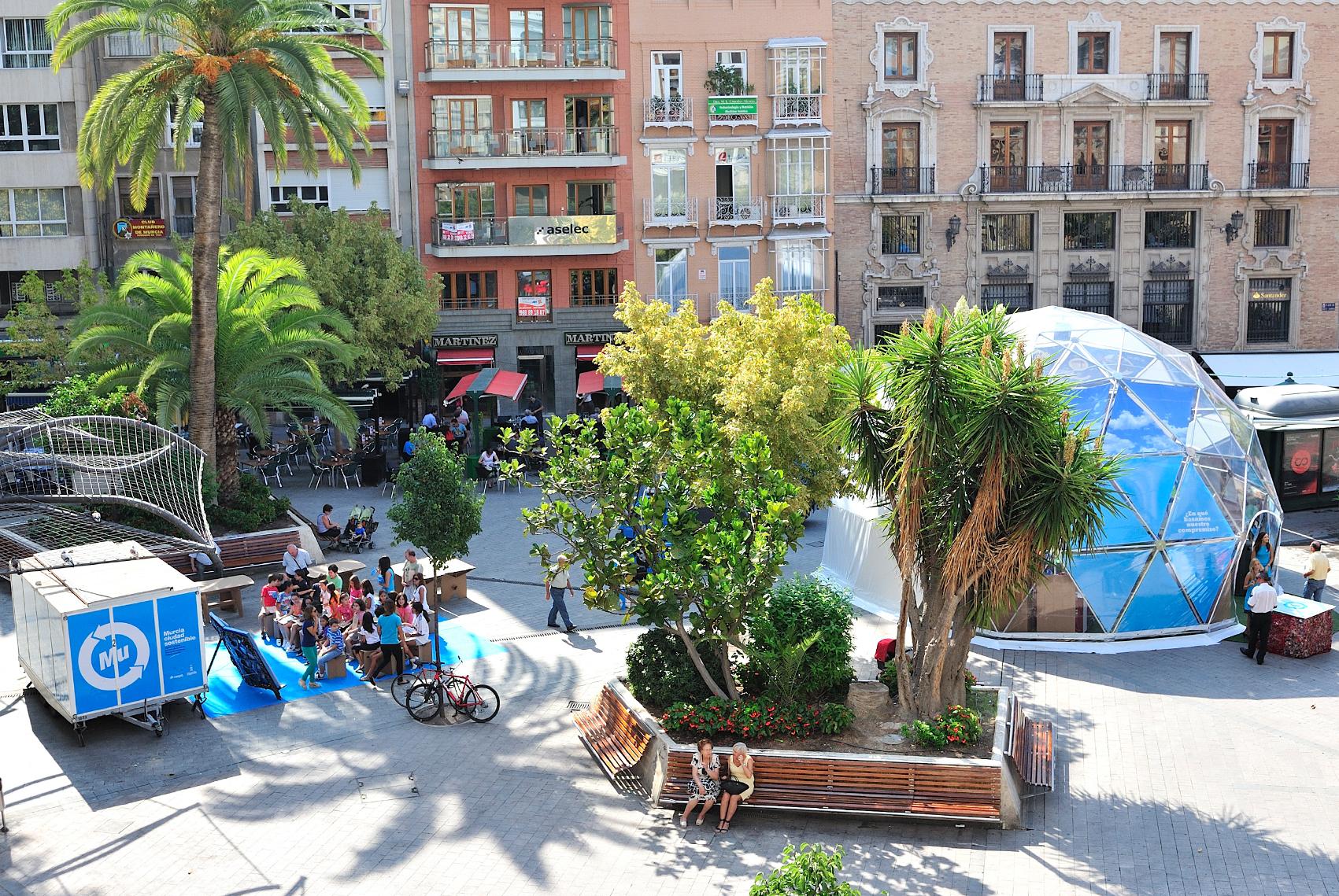 presentación-murcia-ciudad-sostenible-plaza-santo-domingo