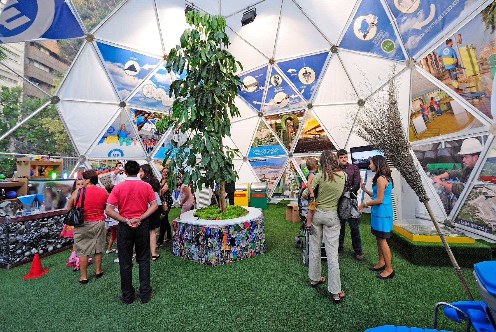 interior-cúpula-presentación-murcia-ciudad-sostenible