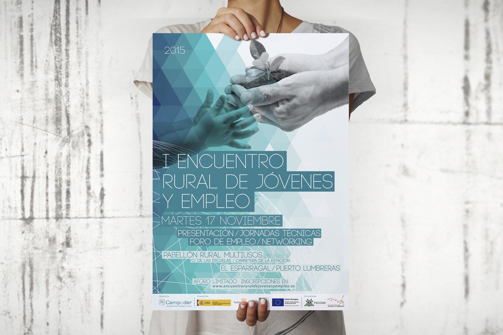 cartel-encuentro-rural-de-jóvenes-y-empleo