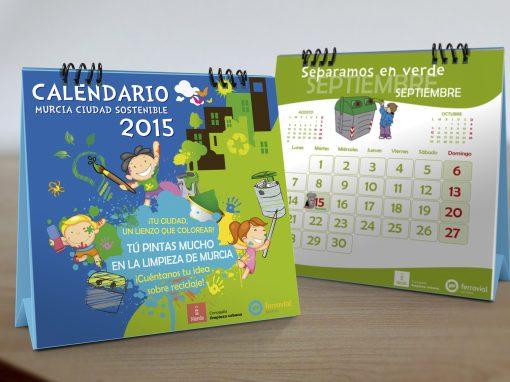 Concurso de dibujo Murcia sostenible