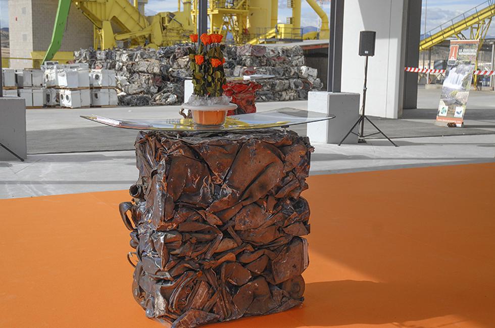 Ambientación-Presentación-Inauguración-Planta-de-Residuos-Desguace-Paris