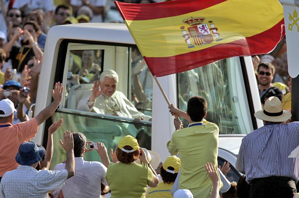 Recibimiento-Papa-Benedicto-XVI