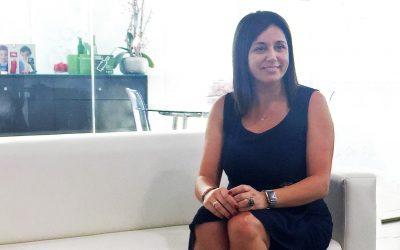 Nuestra directora María del Mar Abenza para AEVEA