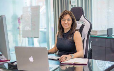 Nuestra directora gerente, María del Mar Abenza, Premio Empresaria del Año 2016 de la Región de Murcia