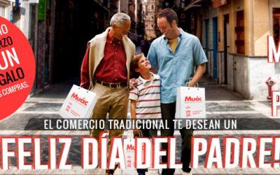 Marevents desarrolla una campaña para apoyar el comercio tradicional junto a Muác