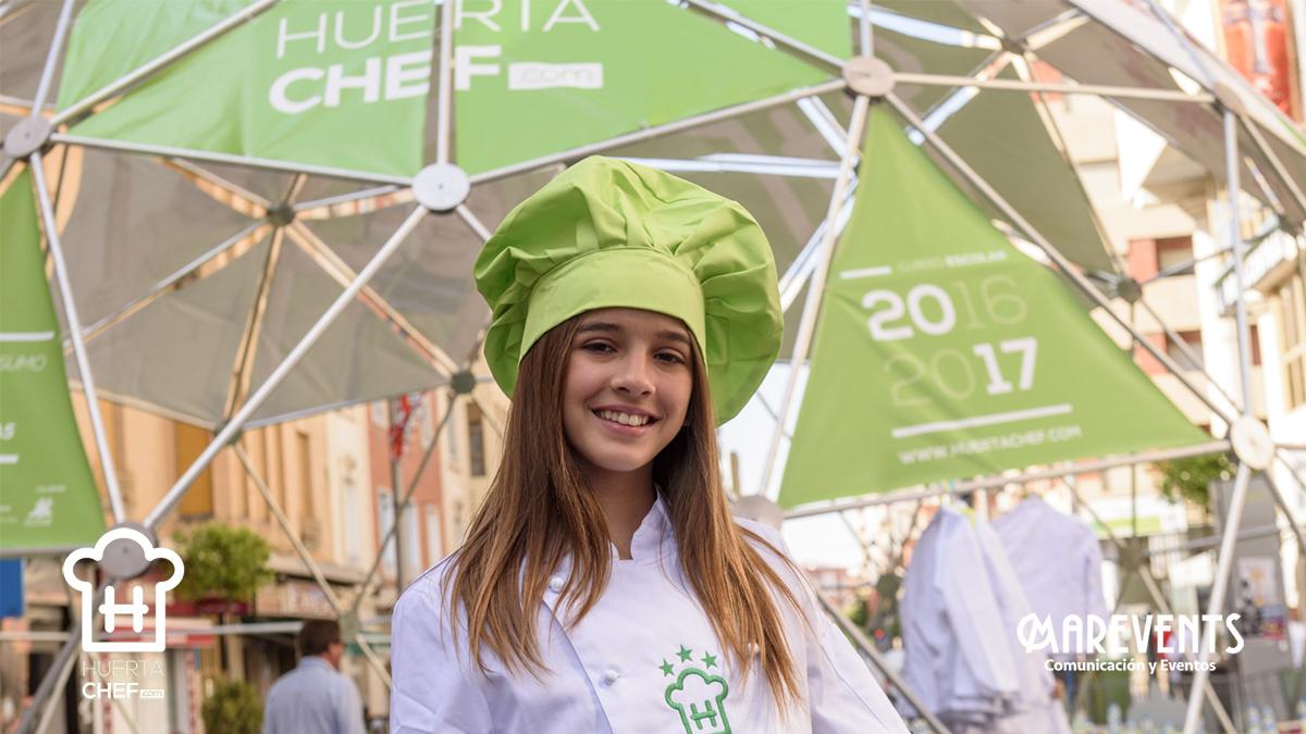 Huerta Chef 10
